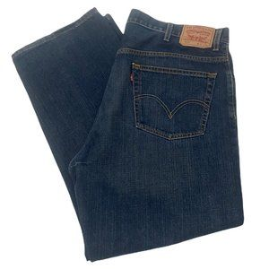 Levi's Men's Dark Wash 559 Relaxed Straight Jeans